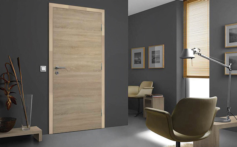 Portes d 39 int rieur socobois for Porte interieur